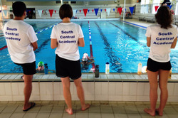 Swim Session South Central Academy