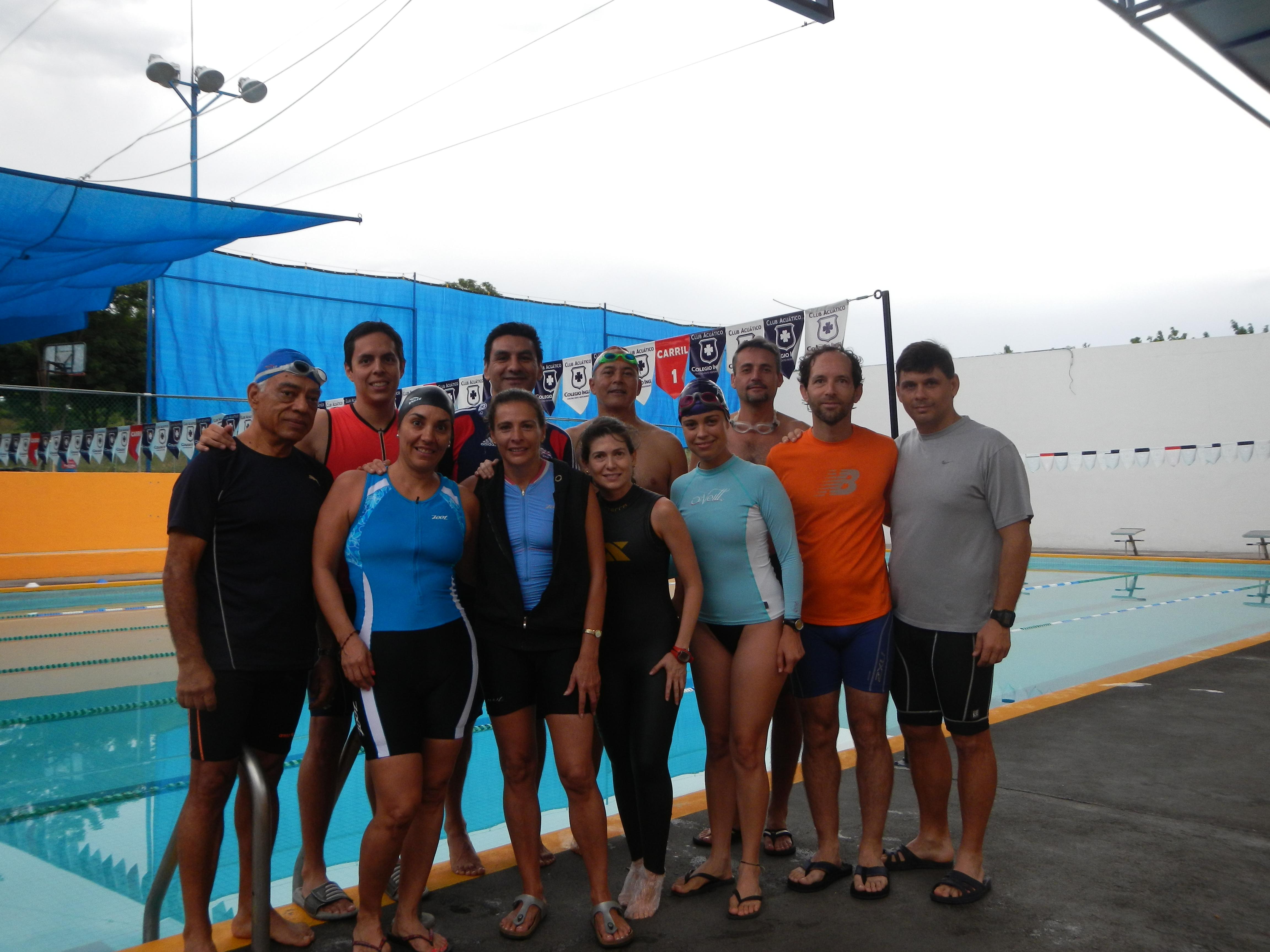 Tri Camp Colima, Mexico