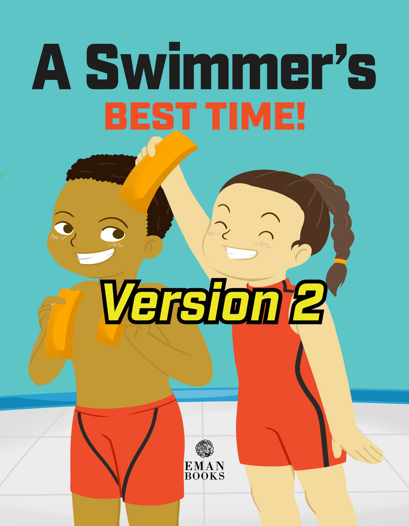 A Swimmer's Best Time_cover WHITE GIRL G