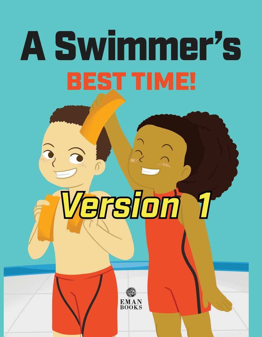 A Swimmer's Best Time_coverGIRLBLACK GEN