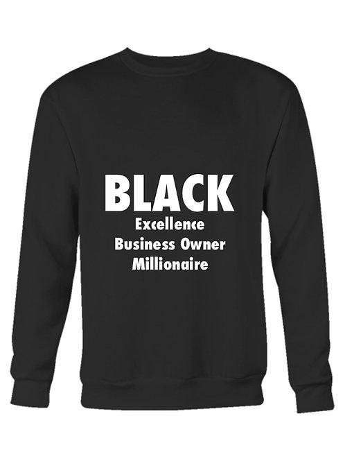 BLACK MILLIONAIRES