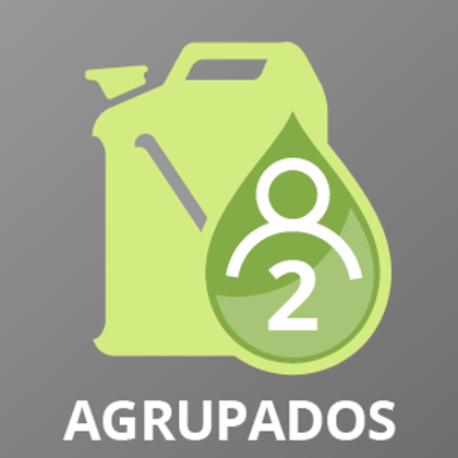 Gasóleo C para 2 AGRUPADOS +1.000 a +2.000 lts.