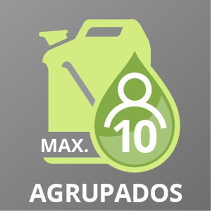 Gasóleo C hasta 10 AGRUPADOS +4.000 a +5.000 lts.