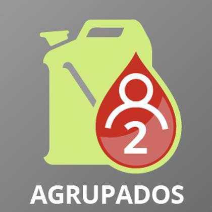 Gasoil B para 2 AGRUPADOS +1.000 a +2.000 lts.