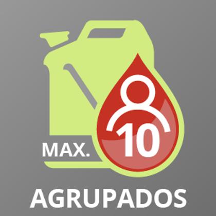 Gasoil B hasta 10 AGRUPADOS +4.000 a +5.000 lts.