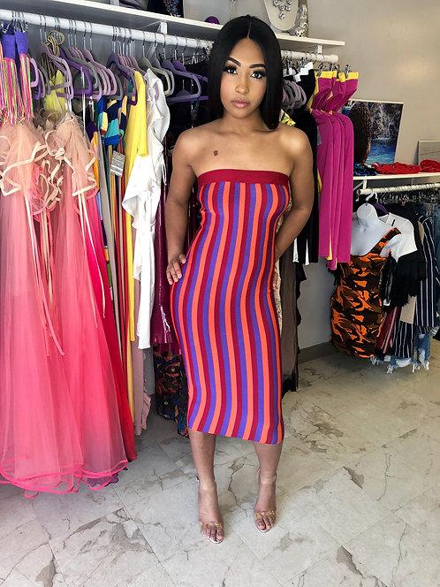 Vegas Bandage Dress