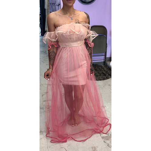 Cosmo Maxi Dress