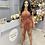 Thumbnail: Hit Different Dress (Brown)