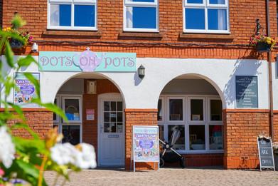 Dots on Pots
