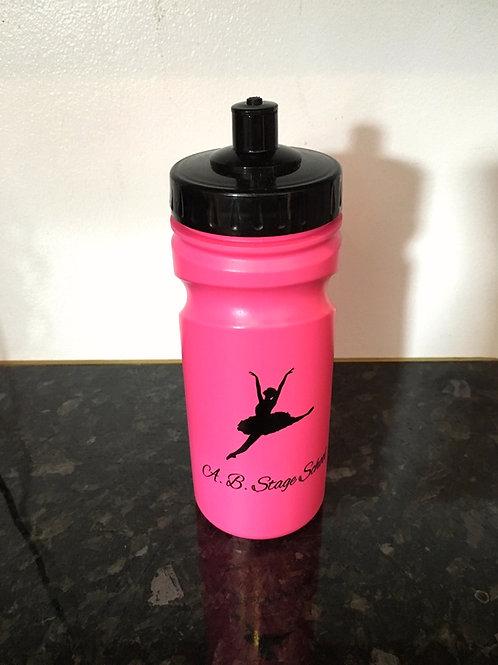 A.B Stage School water bottle