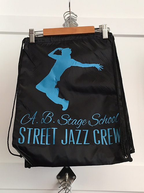A.B Stage School- Street jazz bag