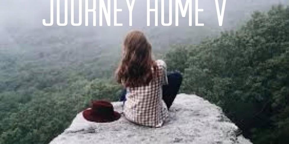 Journey Home 5 - Sept-Oct 2021