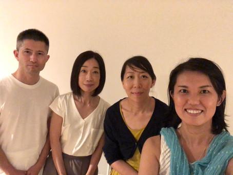 【開催報告】8/24瞑想ファシリテーター講座