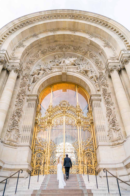 Photoshot at the Palais de la Decouverte