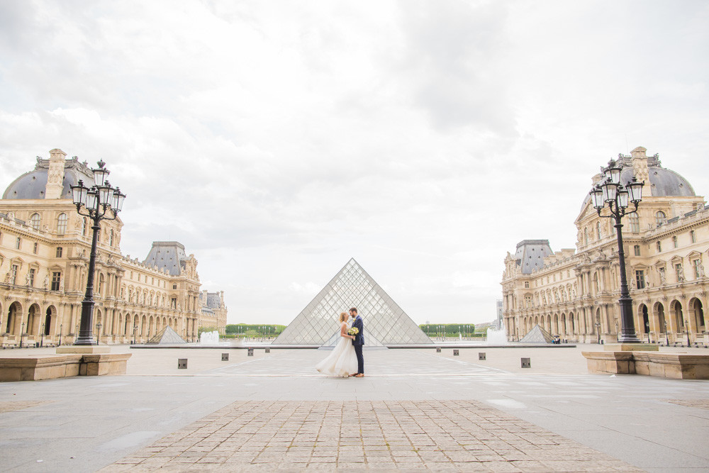 Photoshot by the Louvre Museum