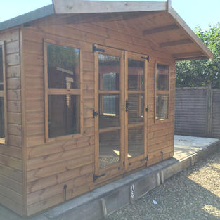 Apex Summer House 6