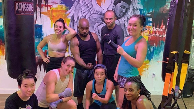 Hudson Boxing Crew