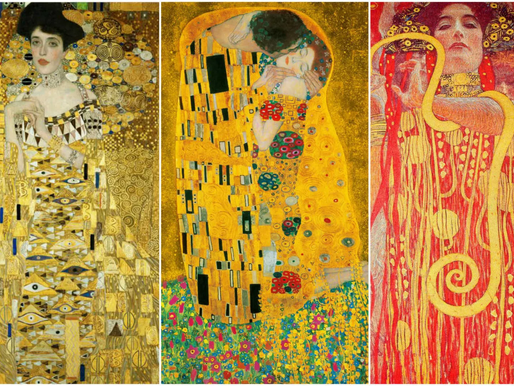 5 Facts You Didn't Know About The Golden World Of Gustav Klimt