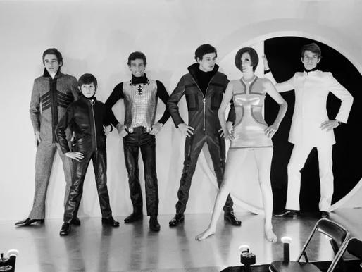 The Retro-Futurism in Fashion
