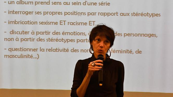 Stéréotypes et représentations dans la littérature de jeunesse - 11/2019  Formation pour l'association Lire et faire lire (Reims)