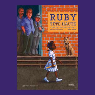L'histoire de l'une des premières petites filles noires à aller dans une école pour blancs (États-Unis).