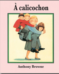 Toute la richesse des illustrations d'Anthony Browne pour questionner le partage des tâches ménagères.