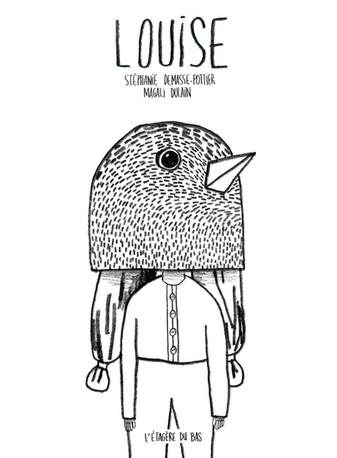 La naissance d'une amitié entre Louise et... Louise. Un album, beau et épuré, qui ne caricature pas l'amitié entre filles.