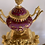 Thumbnail: Garniture de cheminée en porcelaine de sevres