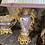 Thumbnail: Garniture de cheminée en porcelaine de canton
