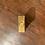 Thumbnail: Briquet Dupont grand format , doré
