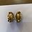 Thumbnail: Une paire de boucle d'oreille , YSL