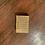 Thumbnail: Briquet Dupont petit format en métal doré