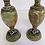 Thumbnail: Paire de vases en marbre et cloisonnée (3)