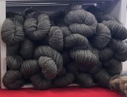 3-Ply Worsted Yarn - Natural