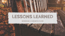 Lesson(s) Learned