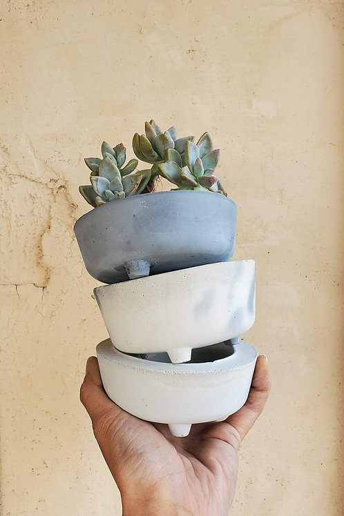 Cement Pot 101 with MadPotters