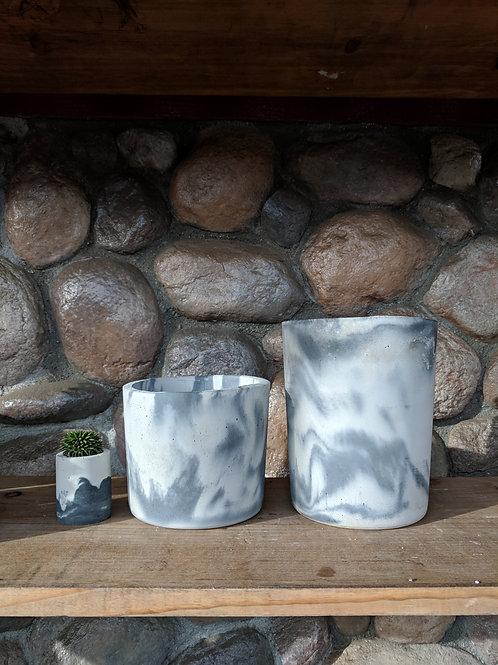 Slim Cylinder Pot (LARGE)