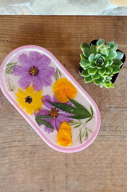 Floral & Cannabis Tray