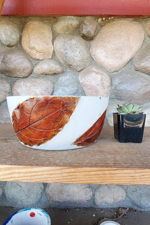 (#3104) Avocado Leaf Bowl
