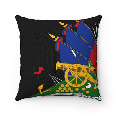 Coat of Arms - Square Pillow