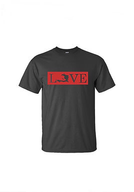 Haiti Block Love - T shirt