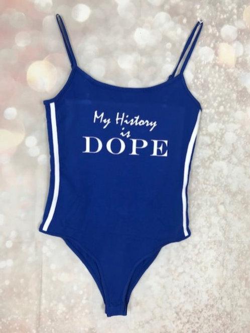 My History is DOPE - Bodysuit