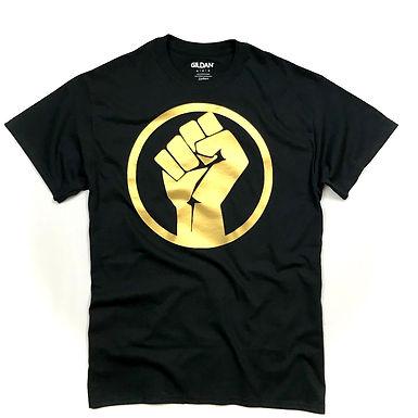 Black Power - T shirt