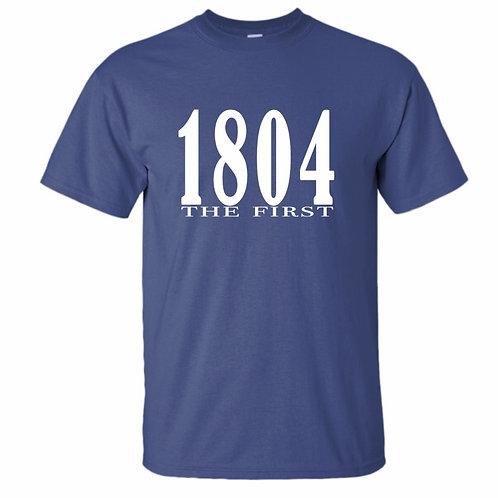 1804 the First - T shirt