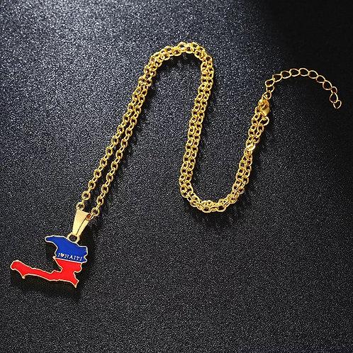 Haiti - Pendent Necklace