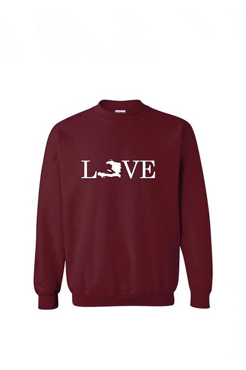 Love Haiti - Sweatshirt