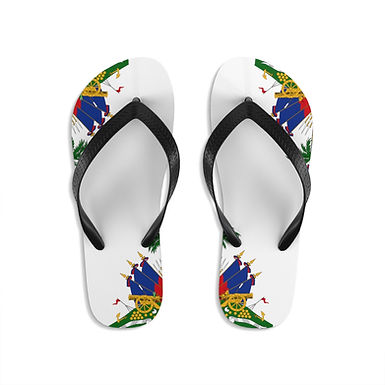 Coat of Arms - Flip Flop (white)