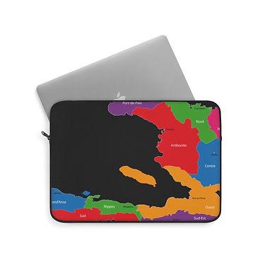 Color of Haiti Laptop Sleeve