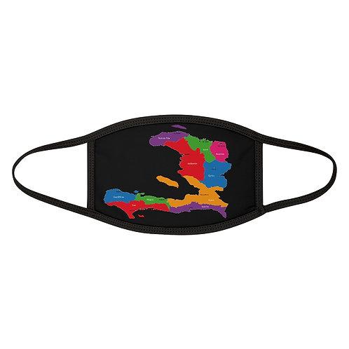 Colors of Haiti - Face Mask
