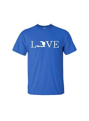 Love Haiti - T shirt